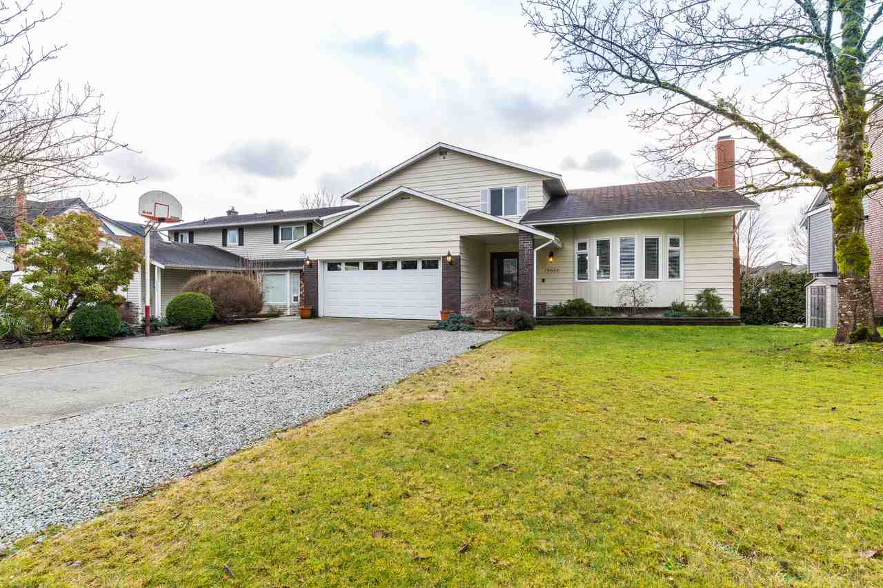 Main Photo: 19666 S WILDWOOD Crescent in Pitt Meadows: South Meadows House for sale : MLS® # R2236917