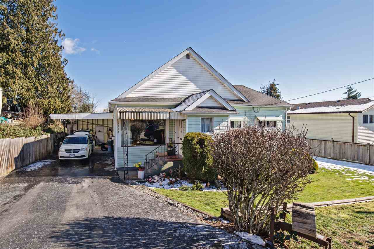 Main Photo: 7564 WELTON Street in Mission: Mission BC House for sale : MLS® # R2241940