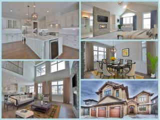 Main Photo: 3545 WATSON Point in Edmonton: Zone 56 House for sale : MLS® # E4097942