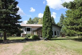 Main Photo: 58114 RR 241: Rural Sturgeon County House for sale : MLS®# E4118558