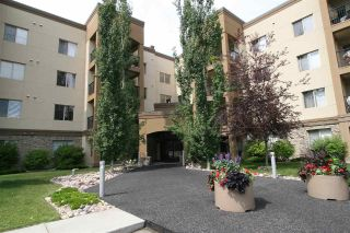 Main Photo: 210 400 PALISADES Way: Sherwood Park Condo for sale : MLS®# E4124014