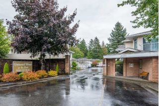 "Main Photo: 109 10584 153 Street in Surrey: Guildford Townhouse for sale in ""Glenwood Village"" (North Surrey)  : MLS®# R2309734"