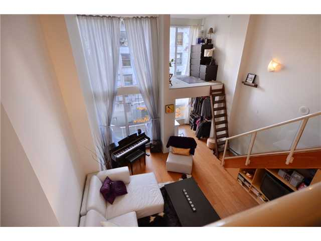 "Photo 8: 302 933 SEYMOUR Street in Vancouver: Downtown VW Condo for sale in ""THE SPOT"" (Vancouver West)  : MLS(r) # V920608"