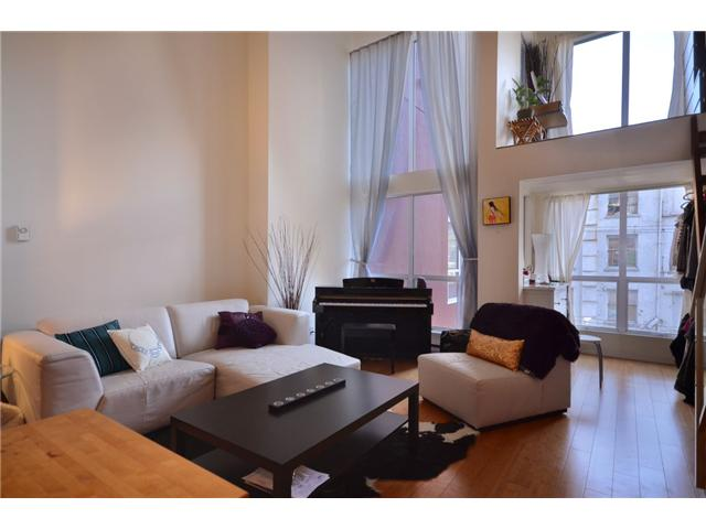 "Photo 3: 302 933 SEYMOUR Street in Vancouver: Downtown VW Condo for sale in ""THE SPOT"" (Vancouver West)  : MLS(r) # V920608"