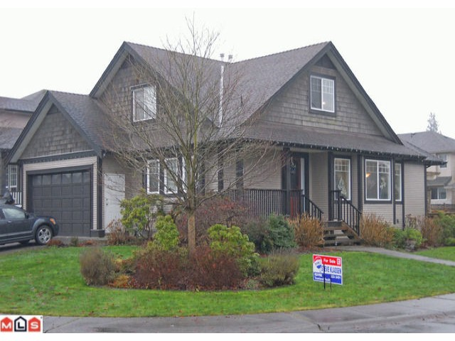 "Main Photo: 22318 51ST Avenue in Langley: Murrayville House for sale in ""Hillcrest/Jubilee"" : MLS®# F1129187"