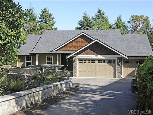 Main Photo: 568 Brant Place in VICTORIA: La Thetis Heights Single Family Detached for sale (Langford)  : MLS® # 329013