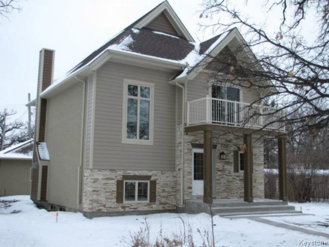 Main Photo: 216 Egerton Road in WINNIPEG: St Vital Residential for sale (South East Winnipeg)  : MLS® # 1325430