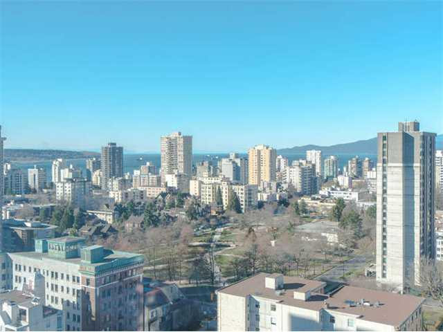 "Main Photo: 2105 1028 BARCLAY Street in Vancouver: West End VW Condo for sale in ""THE PATINA"" (Vancouver West)  : MLS® # V1046189"