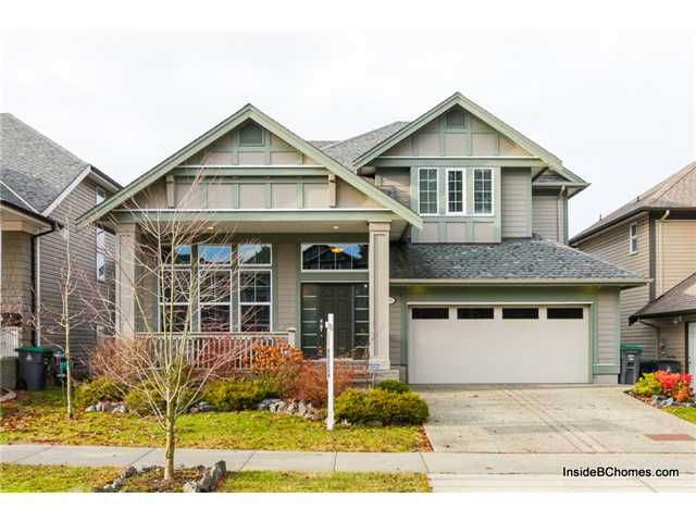 "Main Photo: 6129 164TH Street in Surrey: Cloverdale BC House for sale in ""WEST CLOVERDALE"" (Cloverdale)  : MLS® # F1403026"