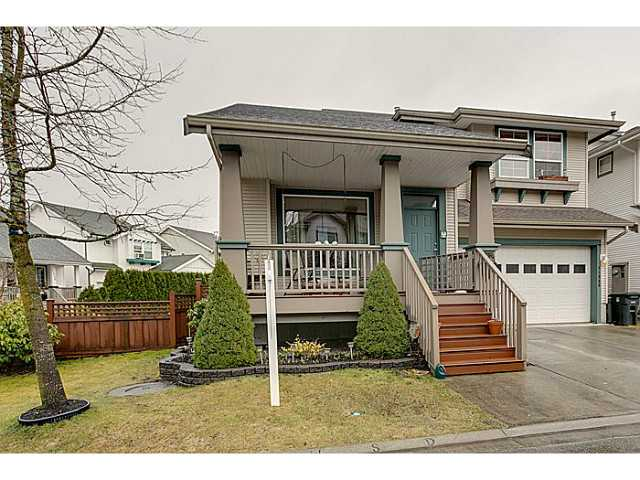 "Main Photo: 11880 ORCHARD Lane in Pitt Meadows: Central Meadows House for sale in ""MORNINGSIDE"" : MLS®# V1050204"