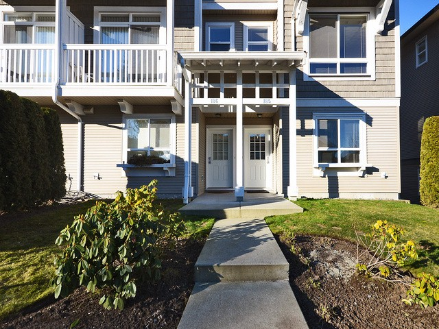 "Main Photo: 185 2729 158TH Street in Surrey: Grandview Surrey Townhouse for sale in ""KALEDEN"" (South Surrey White Rock)  : MLS® # F1410531"