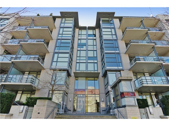 "Photo 14: 215 750 W 12TH Avenue in Vancouver: Fairview VW Condo for sale in ""TAPESTRY"" (Vancouver West)  : MLS® # V1069367"