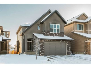 Main Photo: 130 CRANARCH Landing SE in Calgary: Cranston House for sale : MLS(r) # C3643866