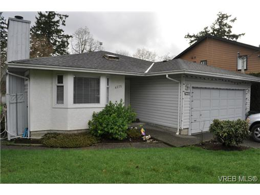 Main Photo: 4275 Wilkinson Road in VICTORIA: SW Northridge Single Family Detached for sale (Saanich West)  : MLS® # 346327