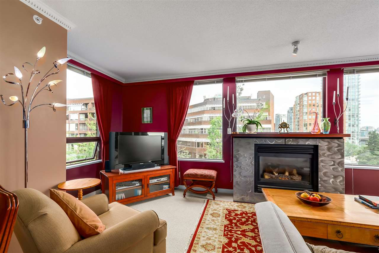 "Photo 4: 601 1003 PACIFIC Street in Vancouver: West End VW Condo for sale in ""Seastar"" (Vancouver West)  : MLS(r) # R2008966"