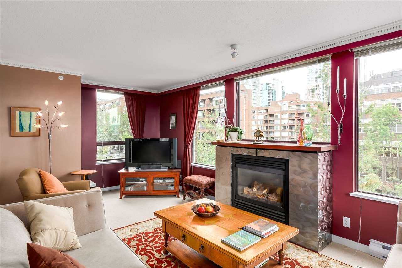 "Photo 7: 601 1003 PACIFIC Street in Vancouver: West End VW Condo for sale in ""Seastar"" (Vancouver West)  : MLS(r) # R2008966"