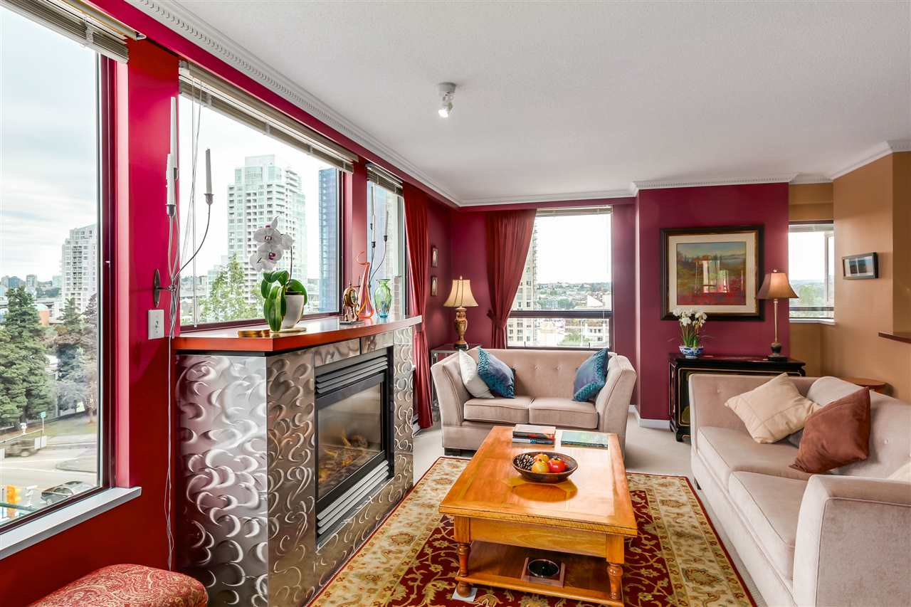 "Photo 6: 601 1003 PACIFIC Street in Vancouver: West End VW Condo for sale in ""Seastar"" (Vancouver West)  : MLS(r) # R2008966"