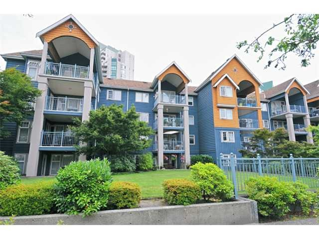 "Main Photo: 202 1190 EASTWOOD Street in Coquitlam: North Coquitlam Condo for sale in ""LAKESIDE TERRACE"" : MLS(r) # R2024267"