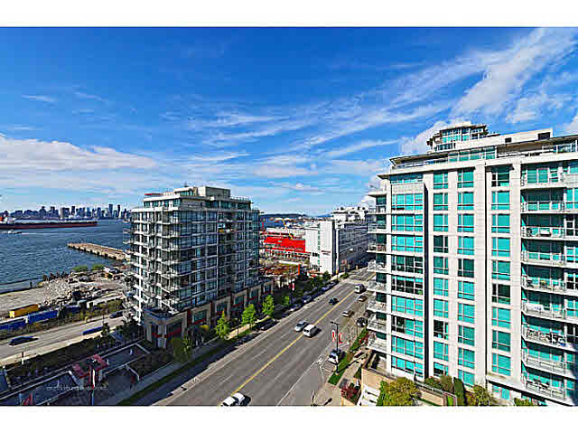 Main Photo: 1106 188 E ESPLANADE in : Lower Lonsdale Condo for sale : MLS® # V1114618