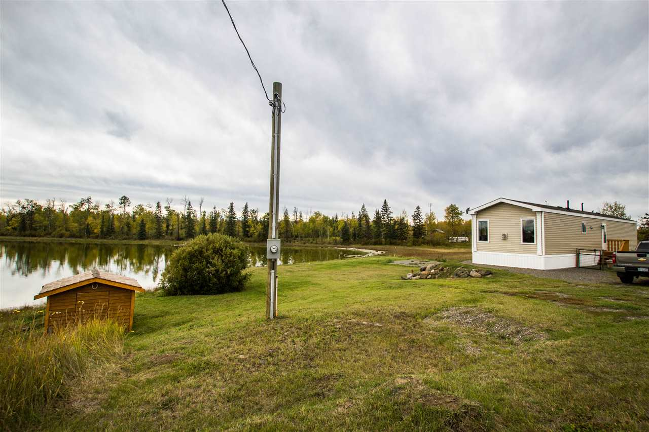 Main Photo: 2510 NORTH BONAPARTE Road: 70 Mile House Manufactured Home for sale (100 Mile House (Zone 10))  : MLS® # R2110202
