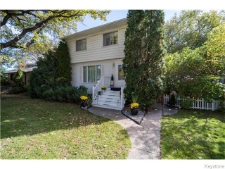 Main Photo: 824 Southwood Avenue in Winnipeg: East Fort Garry Residential for sale (1J)  : MLS® # 1625787
