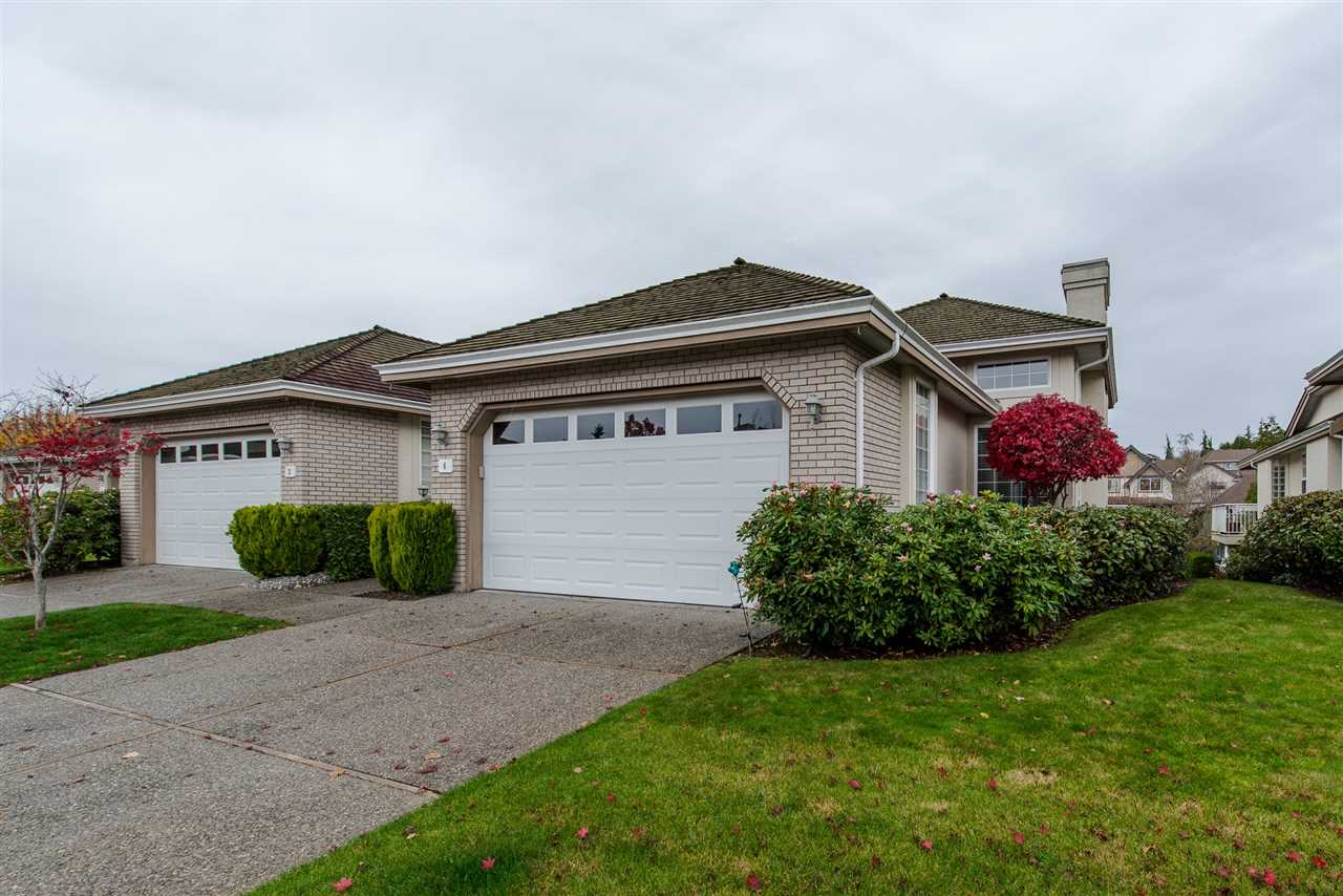 "Main Photo: 4 31450 SPUR Avenue in Abbotsford: Abbotsford West Townhouse for sale in ""Lakepointe Vistas"" : MLS® # R2130540"