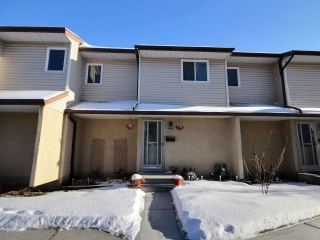 Main Photo: 2333 85 Street in Edmonton: Zone 29 Townhouse for sale : MLS(r) # E4047362