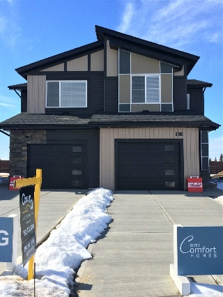 Main Photo: 157 Kingsbury Circle: Spruce Grove House Half Duplex for sale : MLS(r) # E4050626