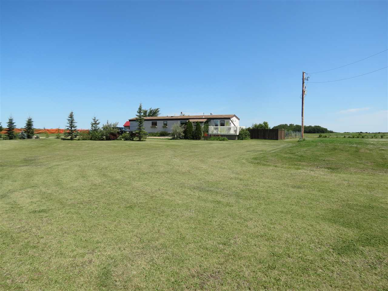 Photo 19: 55231 RR 261: Rural Sturgeon County Manufactured Home for sale : MLS® # E4051426