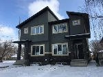 Main Photo: 8142 78 Avenue in Edmonton: Zone 17 House Half Duplex for sale : MLS(r) # E4051473