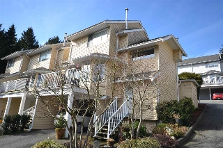 Main Photo: 203 1176 FALCON Drive in Coquitlam: Eagle Ridge CQ Townhouse for sale : MLS®# R2140240