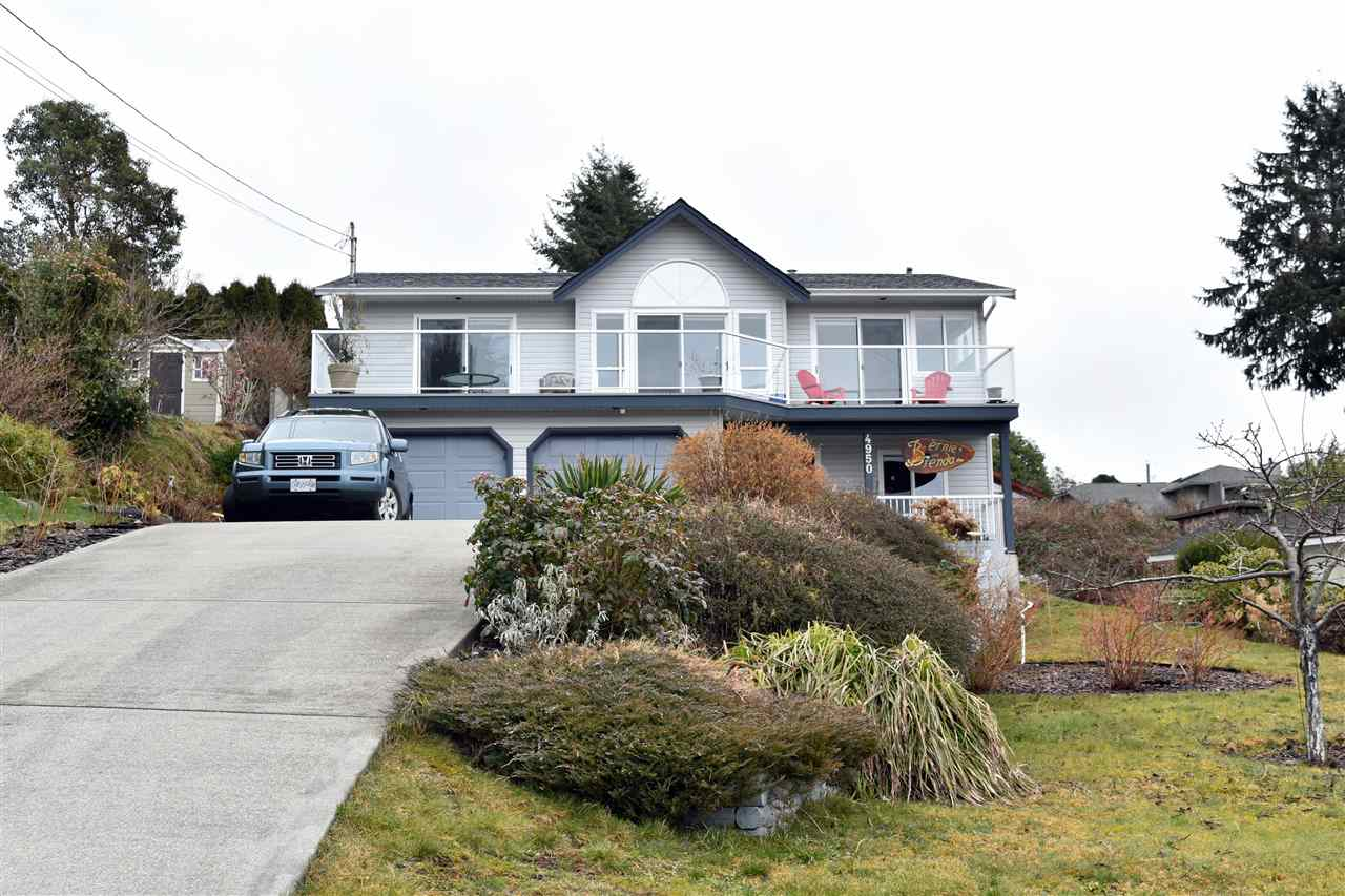 Main Photo: 4950 GEER Road in Sechelt: Sechelt District House for sale (Sunshine Coast)  : MLS® # R2145270
