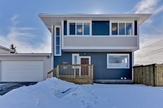 Main Photo: 16005 97 Avenue NW in Edmonton: Zone 22 House Half Duplex for sale : MLS(r) # E4055609