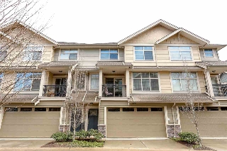 "Main Photo: 53 22225 50 Avenue in Langley: Murrayville Townhouse for sale in ""Murray's Landing"" : MLS®# R2148704"