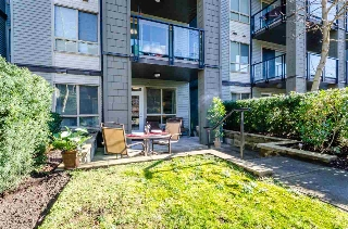 "Main Photo: 110 7478 BYRNEPARK Walk in Burnaby: South Slope Condo for sale in ""GREEN"" (Burnaby South)  : MLS(r) # R2150163"