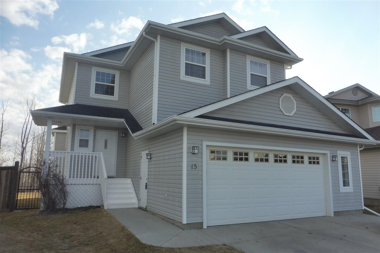 Main Photo: 15 GREENBRIAR Place: Stony Plain House for sale : MLS(r) # E4059460