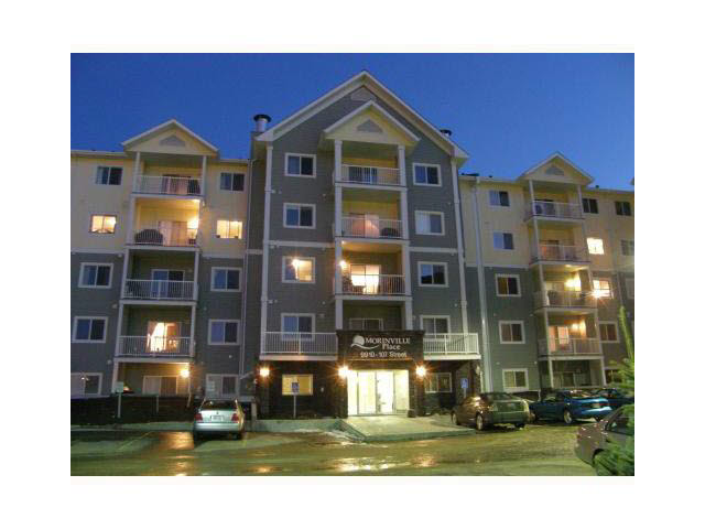 Main Photo: 215 9910 107 Street: Morinville Condo for sale : MLS(r) # E4064160
