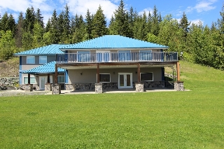 Main Photo: 4429 Squilax Anglemont Road in Scotch Creek: North Shuswap Residential Detached for sale (Shuswap)  : MLS® # 10135107