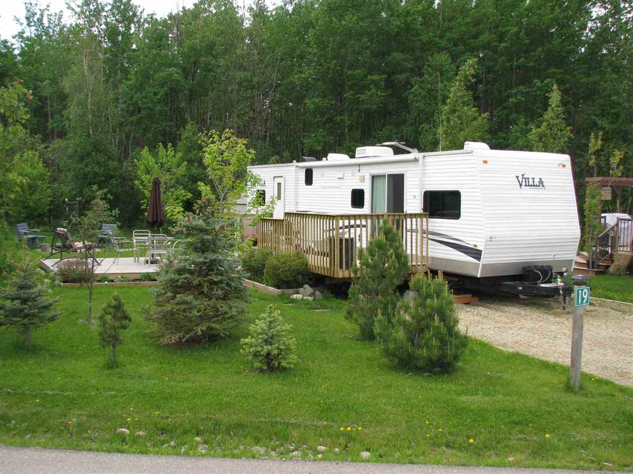 Main Photo: 19 53207A HWY 31: Rural Parkland County House for sale : MLS® # E4066520