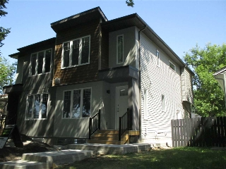 Main Photo: 1 10341 78 Street in Edmonton: Zone 19 House Half Duplex for sale : MLS® # E4057970