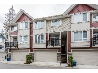 "Main Photo: 6 21017 76TH Avenue in Langley: Willoughby Heights Townhouse for sale in ""Serenity"" : MLS(r) # R2179692"
