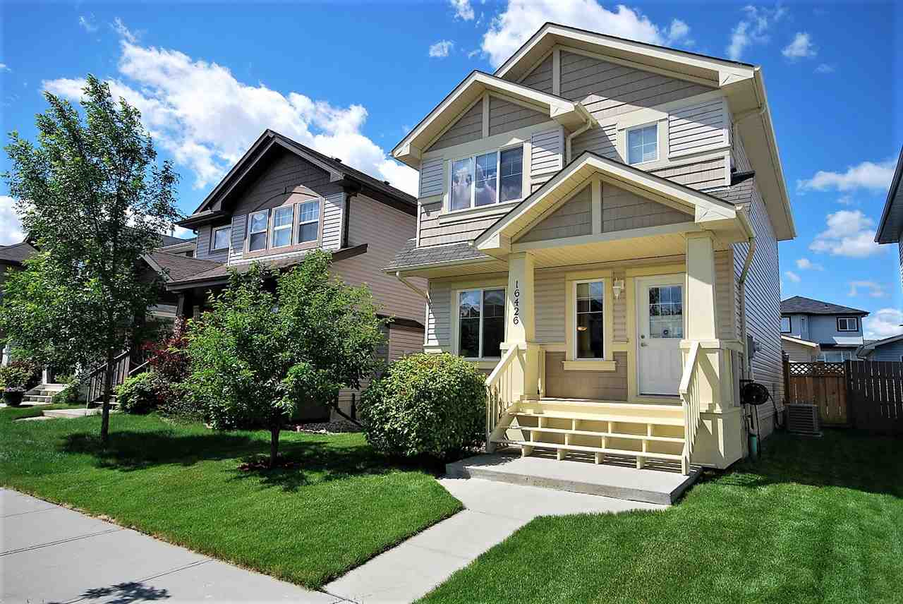 Main Photo: 16426 59 Street in Edmonton: Zone 03 House for sale : MLS(r) # E4070731