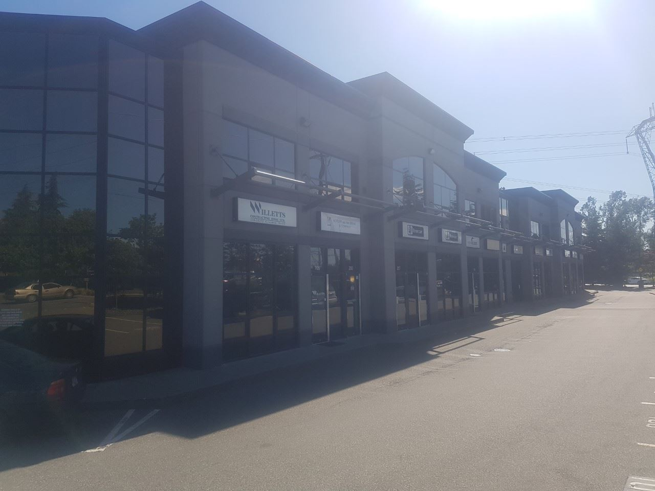 Main Photo: 108 15272 CROYDON Drive in Surrey: Grandview Surrey Office for lease (South Surrey White Rock)  : MLS® # C8013270
