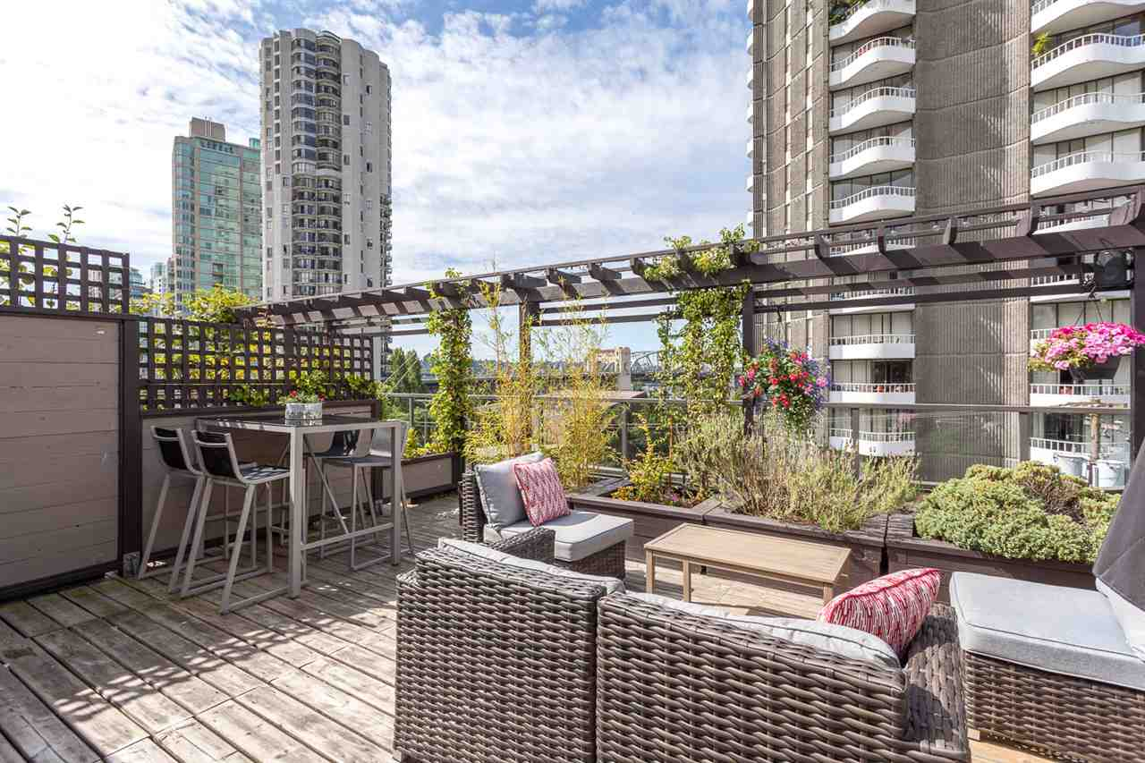 "Photo 18: 409 1106 PACIFIC Street in Vancouver: West End VW Condo for sale in ""Westgate landing"" (Vancouver West)  : MLS® # R2188911"