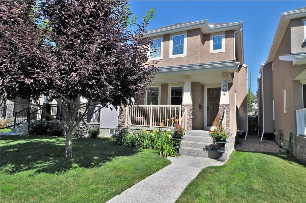Main Photo: 2504 17A Street NW in Calgary: Capitol Hill House for sale : MLS® # C4130997