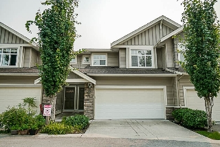 "Main Photo: 3 11282 COTTONWOOD Drive in Maple Ridge: Cottonwood MR Townhouse for sale in ""VERIGIN'S RIDGE"" : MLS® # R2195400"