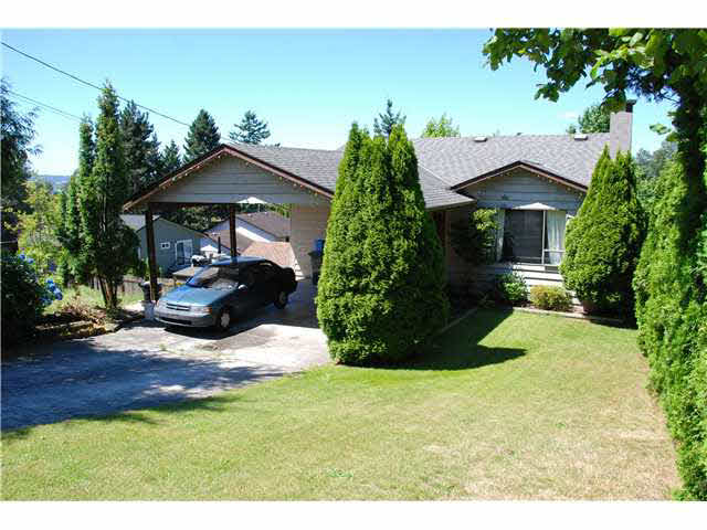 Main Photo: 1892 Brunette Ave. in Coquitlam: Cape Horn House for sale : MLS® # V1073888
