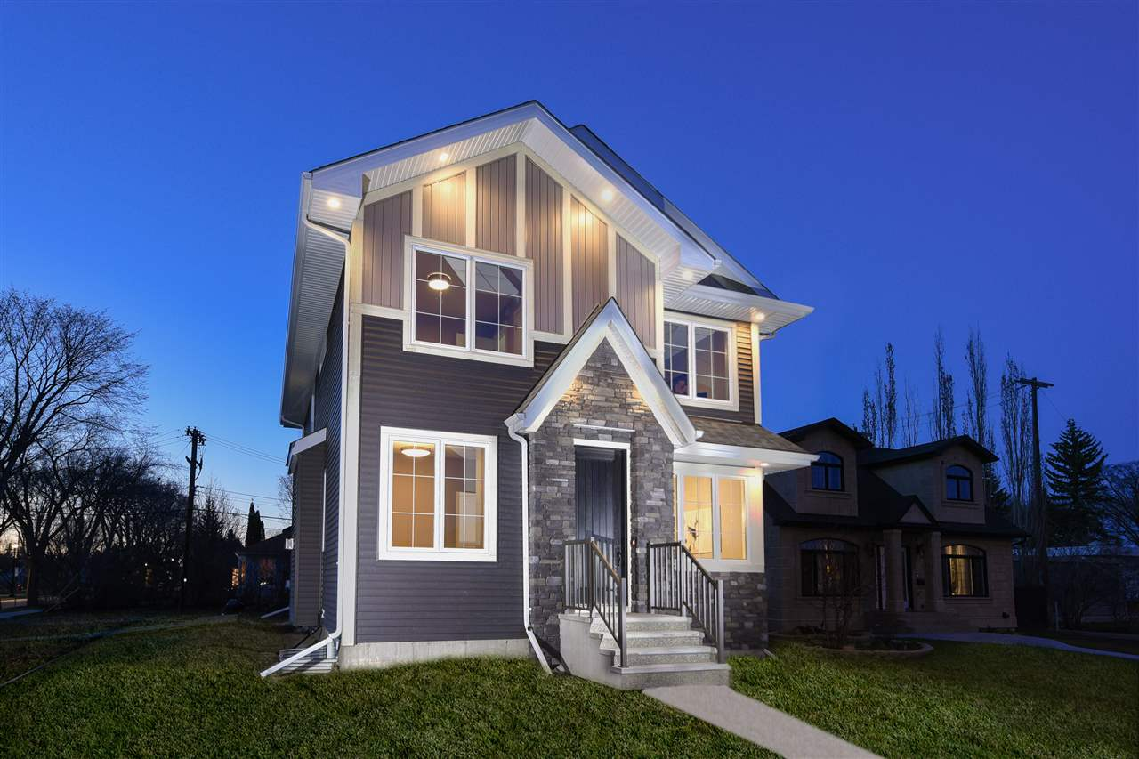 Main Photo: 13534 Stony Plain Road Road in Edmonton: Zone 11 House for sale : MLS® # E4078452