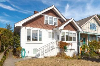 Main Photo: 1334 Thurlow Road in VICTORIA: Vi Fairfield West Single Family Detached for sale (Victoria)  : MLS® # 384031