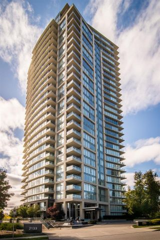 "Main Photo: 707 2133 DOUGLAS Road in Burnaby: Brentwood Park Condo for sale in ""PERSPECTIVES"" (Burnaby North)  : MLS® # R2214498"